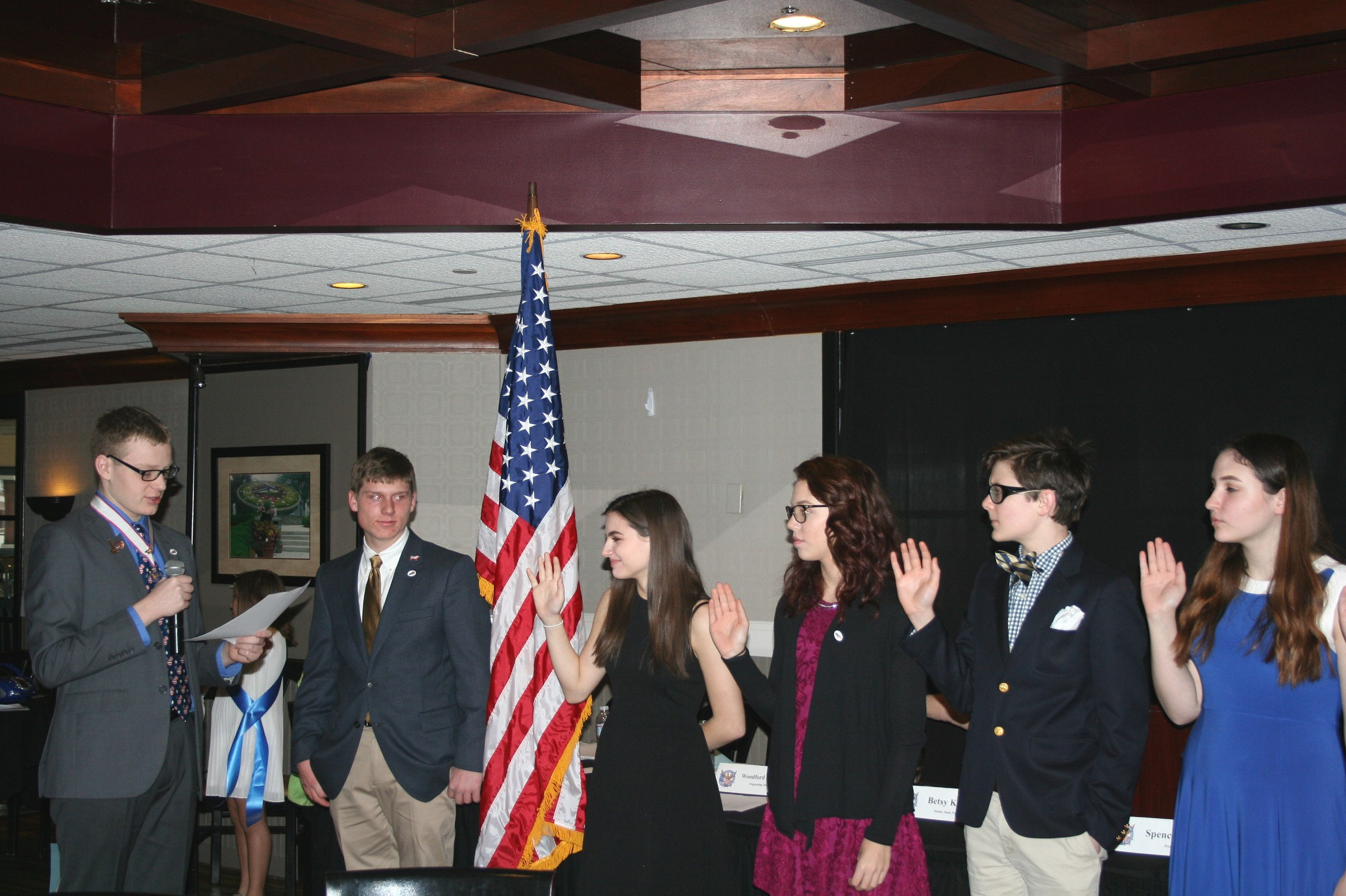 Installation of 2017-18 Officers